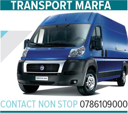 transport marfa si mobila